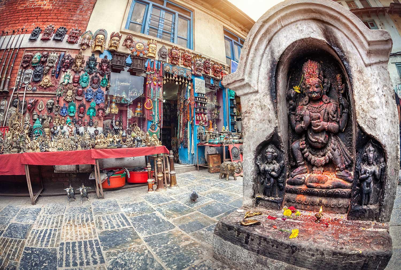 lieu de rencontre à Katmandou Népal